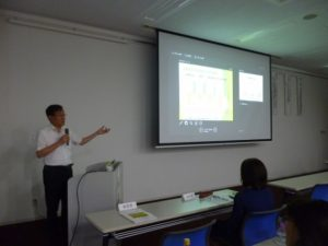 第12回岡山県病児保育協議会研修会報告